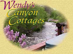 Click Here to Visit Wendy's Cottages Website